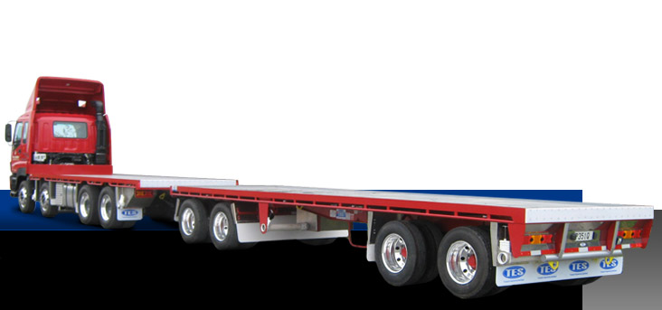 Transport Engineering Southland - Custom built trailers - Stock Trailers