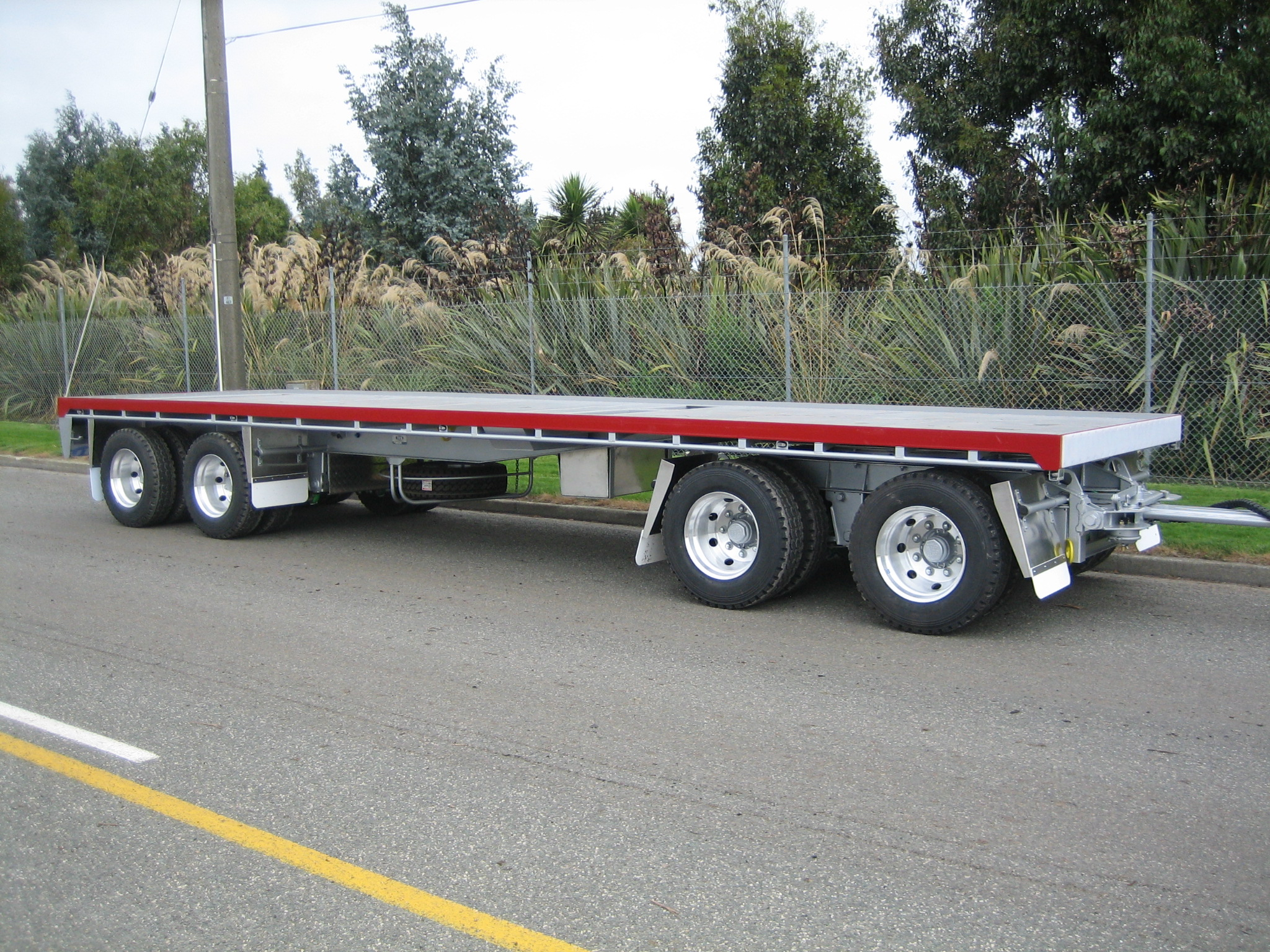 TES - Transport Engineering Southland | Stock trailers