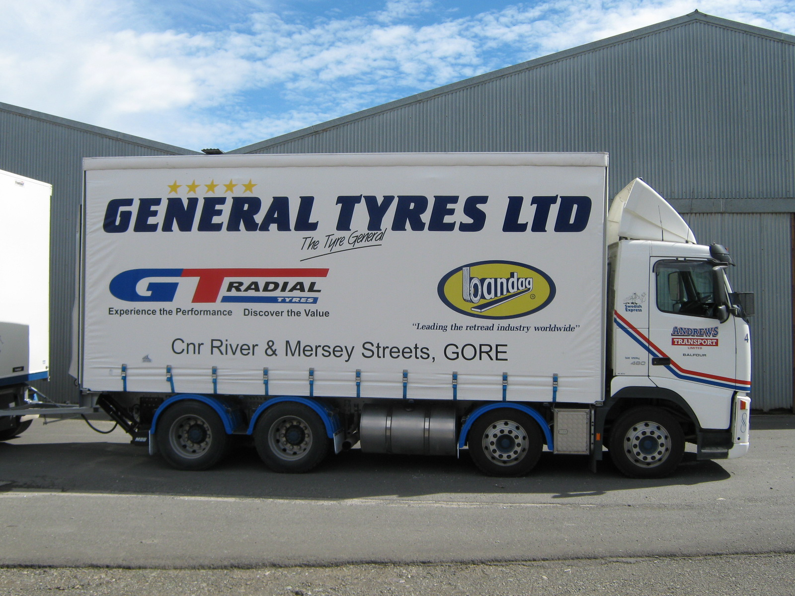 TES - Transport Engineering Southland | Custom trailers
