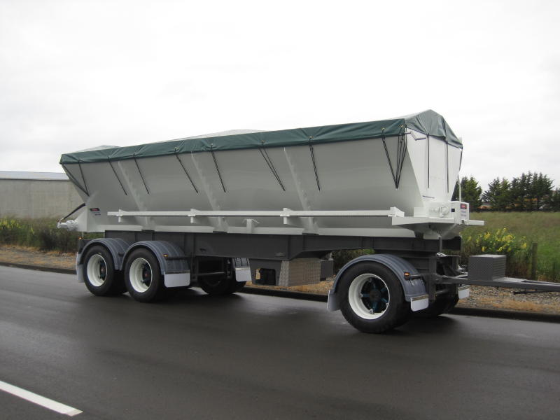 TES - Transport Engineering Southland | Customer trailers