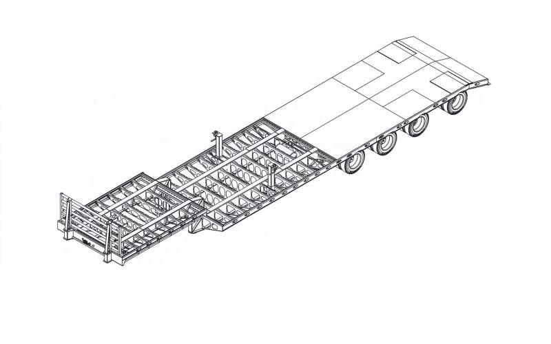 Transporter trailers